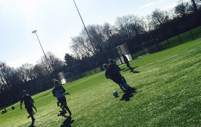 Is there any stopping the U13s football team?