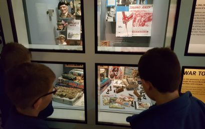 Primary visit the Imperial War Museum North