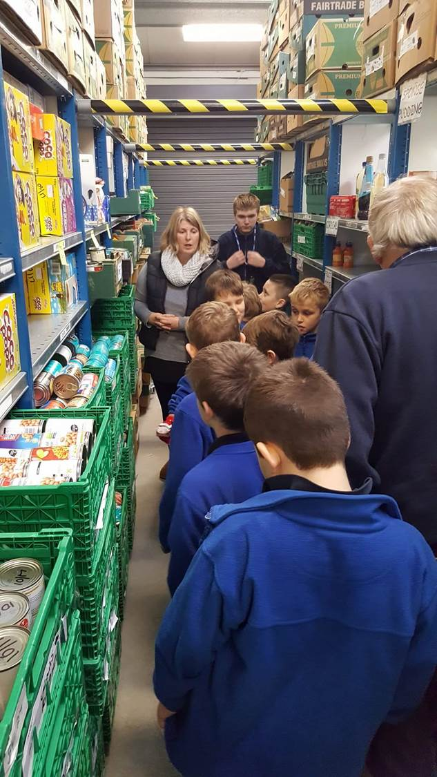Mid Cheshire Food Bank