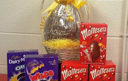 Vale Royal Lions Easter Egg Raffle!