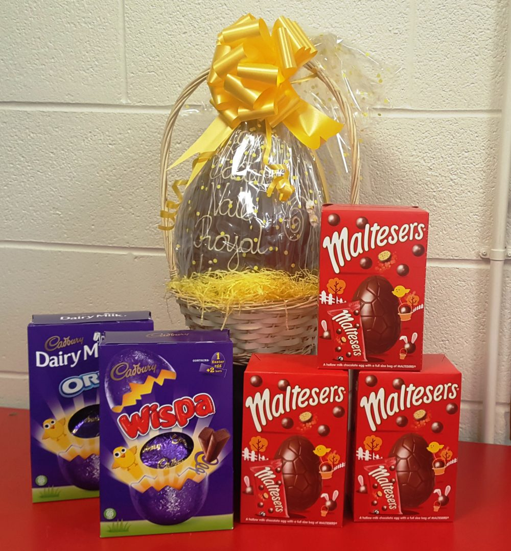 Vale Royal Lions Easter Egg Raffle!