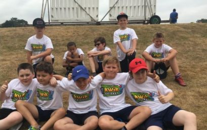 Kwik cricket is a quick win with Primary