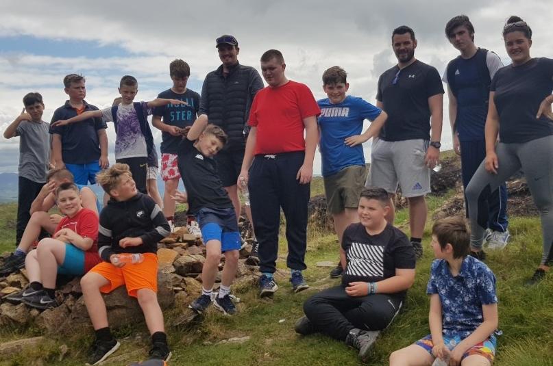 Adventures in Snowdonia
