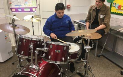 Drumming Fun!
