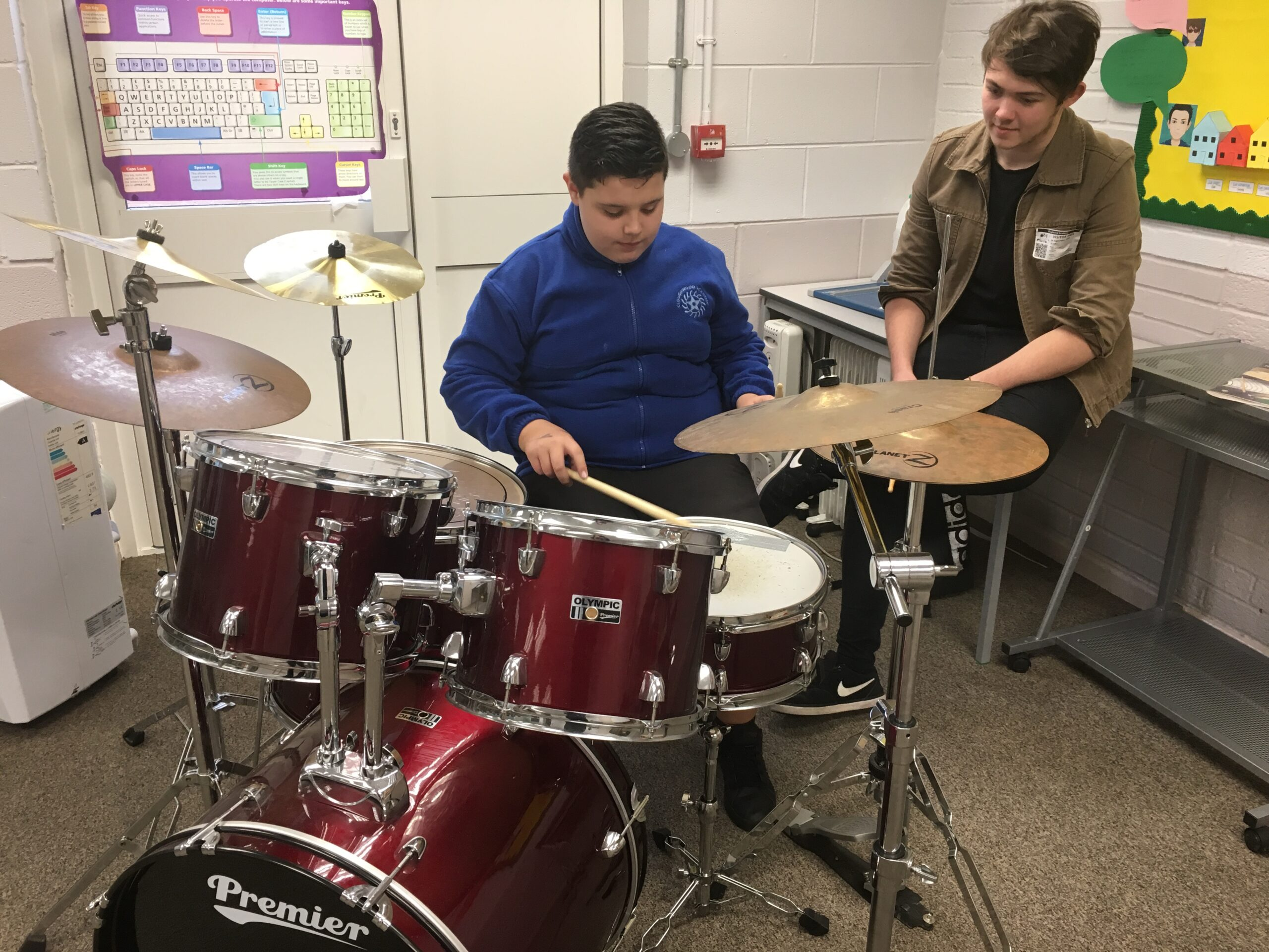 Drumming Fun!