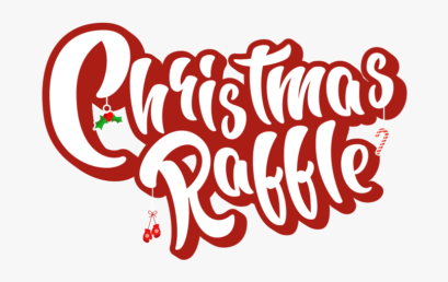 Christmas Raffle Donation Request