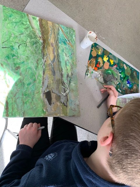 Enrichment Week – Art