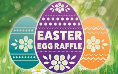 Easter Egg Raffle for Charity