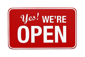 We Are Fully Open